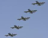Aermacchi MB 339 A /PAN, Italian Air Force Aerobatic Team Frecce Tricolori