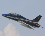 Aermacchi MB 339 A /PAN, Italian Air Force Aerobatic Team Frecce Tricolori