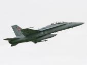Hornet F/A-18D J-5233