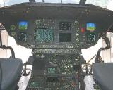 Cougar AS532 Cockpit