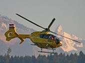Eurocopter EC135 Testflug 3.1.2005 OE-XER