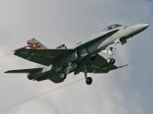 Hornet F/A-18C J-5011