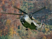 Sikorsky CH-53 84+37 des deutschen Heeres