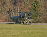 Sikorsky CH-53 84+54 des deutschen Heeres