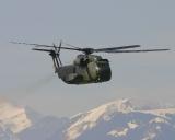 Sikorsky CH-53 84+73 des deutschen Heeres