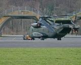 Sikorsky CH-53 84+77 des deutschen Heeres