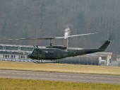 Germany - Air Force Bell UH-1D 73+61