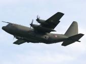 Austrian - Air - Force Hercules C-130K 8T-CB