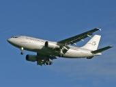 Blue Line Airbus A310-325(ET) F-HBOY