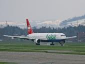 Boeing 767 Belair HB-ISE