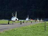 Tiger F-5E in Meiringen