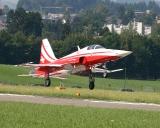 Landung in Emmen