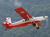 Pilatus PC-6 Felix der Patrouille Suisse