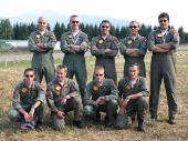 Patrouille Suisse Team 2005 Air Power 05 Zeltweg