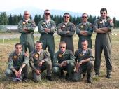 Patrouille Suisse Team 2005 Air Power 05 Zeltweg
